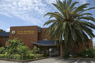 Wollongong City Tennis Club